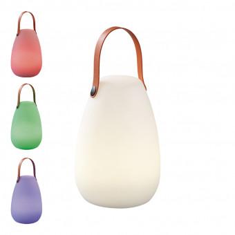 LED-лампа меняющая цвета с ручкой