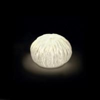 Лампа настольная из песчаника, h9 см