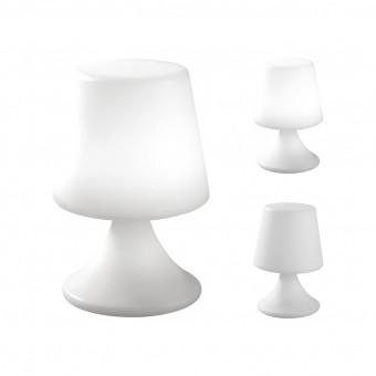 Настольная LED-лампа с белым светом