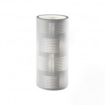Настольная лампа Геометрия, h 24 см