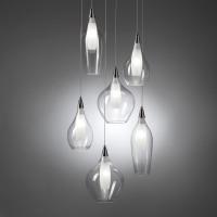 Потолочный светильник на 6 ламп O1045