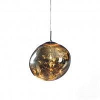 Потолочный светильник Buble gold Ø28