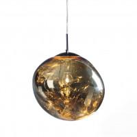 Потолочный светильник Buble gold Ø36