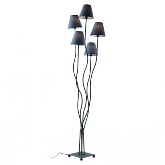 Торшер Elle на 5 лампочек