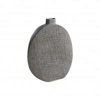 Ваза для цветов Linen grey H29,5