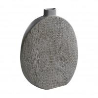 Ваза Linen grey H39,5
